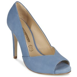 Buffalo NOBUKO women's Court Shoes in Blue