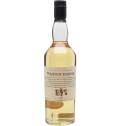 Mannochmore 12 Year Old Flora Fauna Speyside Whisky