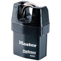 Master Lock ProSeries® Shrouded Shackle Padlock 54mm