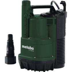 Metabo TP 7500 SI 0250750013 Submersible pump 7500 l h 6.5 m