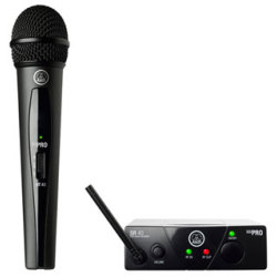 AKG WMS40 MINI Wireless Microphone ISM 1