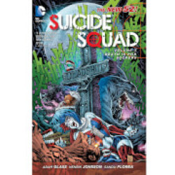 DC Comics Suicide Squad Death is for Suckers Volume 03 (The New 52) Paperback Graphic Novel