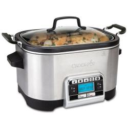 Crockpot 5.6 Litre Digital Slow and Multi Cooker