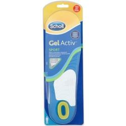 Scholl GelActiv Sport Insoles 5 8 for Women