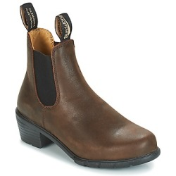 Blundstone WOMEN'S HEEL BOOT women's Mid Boots in Brown