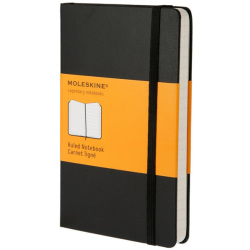 Moleskine Classic Pocket Notebook Ruled 192 Pages 96 Sheets