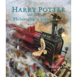 Harry Potter and the Philosopher 039 s Stone Illustrated Edition