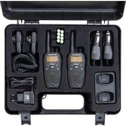 Stabo freecom 700 20701 PMR handheld transceiver 2 piece set