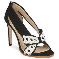 Moschino DELOS ESCA women's Court Shoes in Black