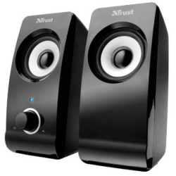 Trust Remo 2.0 PC speaker Corded 16 W Black