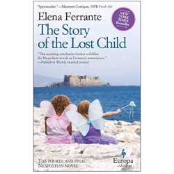 The Story Of The Lost Child by Elena Ferrante (Paperback 2015)