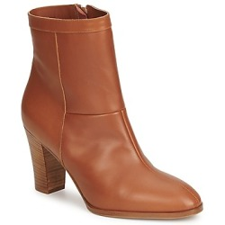 Sonia Rykiel 654803 women's Low Ankle Boots in Brown