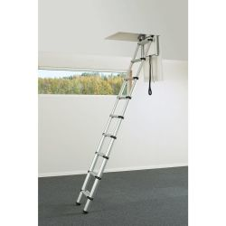 Telesteps Black Line Mini Loft Ladder