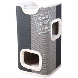 TRIXIE Cat Tower Jorge 78 cm Grey 44957
