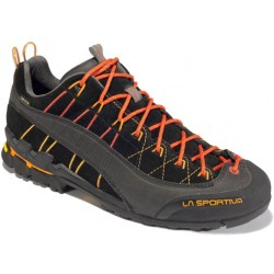 La Sportiva Hyper GTX Approach shoes size 47 black
