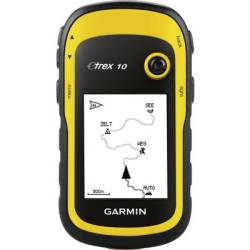 Outdoor GPS Geocaching Hiking Garmin e Trex10 World GPS GLONASS sprayproof