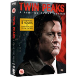 Twin Peaks A Limited Event Series DVD