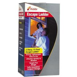 Kidde Escape Ladder 2 Storey 13ft