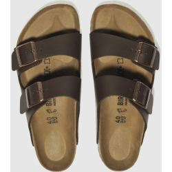 Birkenstock Arizona Two Strap BROWN